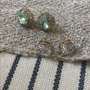 Sparkle studs - two sets